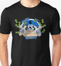 Pokemon - MLG Blastoise Make It Rain! Unisex T-Shirt