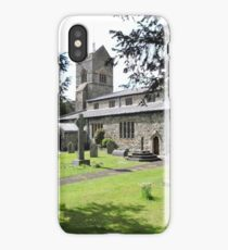 St Martin's Church, Lake District iPhone Case