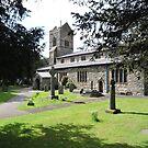 St Martin's Church, Lake District by CreativeEm
