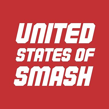 "My Hero Academia® - ""United States of Smash"" (All Might) by SWISH-Design"