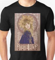 Stevie Nicks Illustration Slim Fit T-Shirt