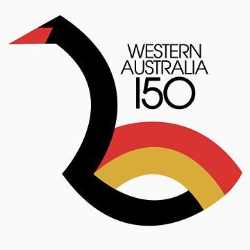 Western Australia 150 by jimmyraynes