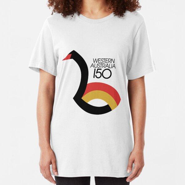 Western Australia 150 Slim Fit T-Shirt