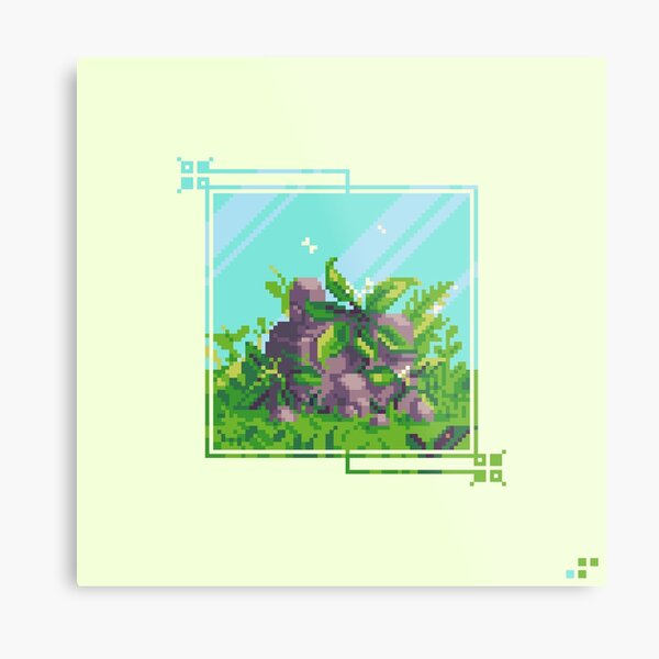 Sacred Groves - 1 Metal Print
