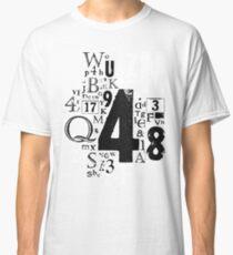 Type T Classic T-Shirt