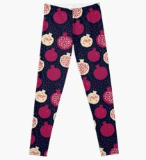 Garnet splash Leggings