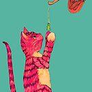 Catfishing by neuroticowl
