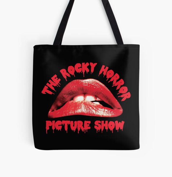 ROCKY HORROR PICTURE SHOW All Over Print Tote Bag