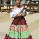 Señorita On Guard by Heather Friedman