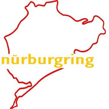 Nürburgring de ditditcool