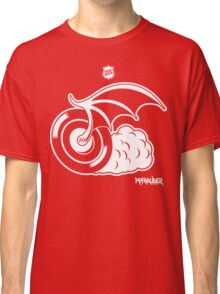 Blood Red Wings Hockey Classic T-Shirt