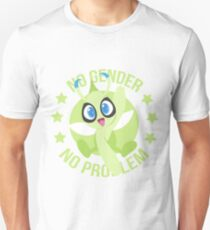 NO GENDER NO PROBLEM - Celebi Unisex T-Shirt