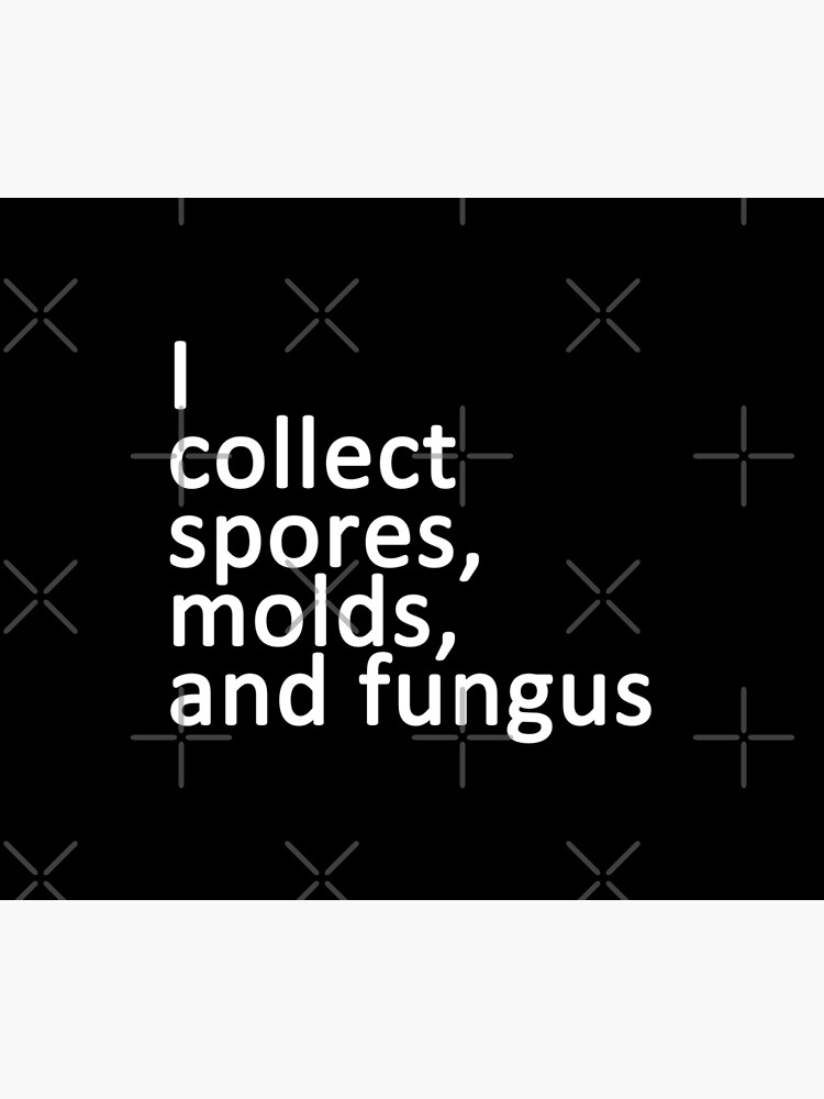I collect spores, molds, and fungus by GradientPowell