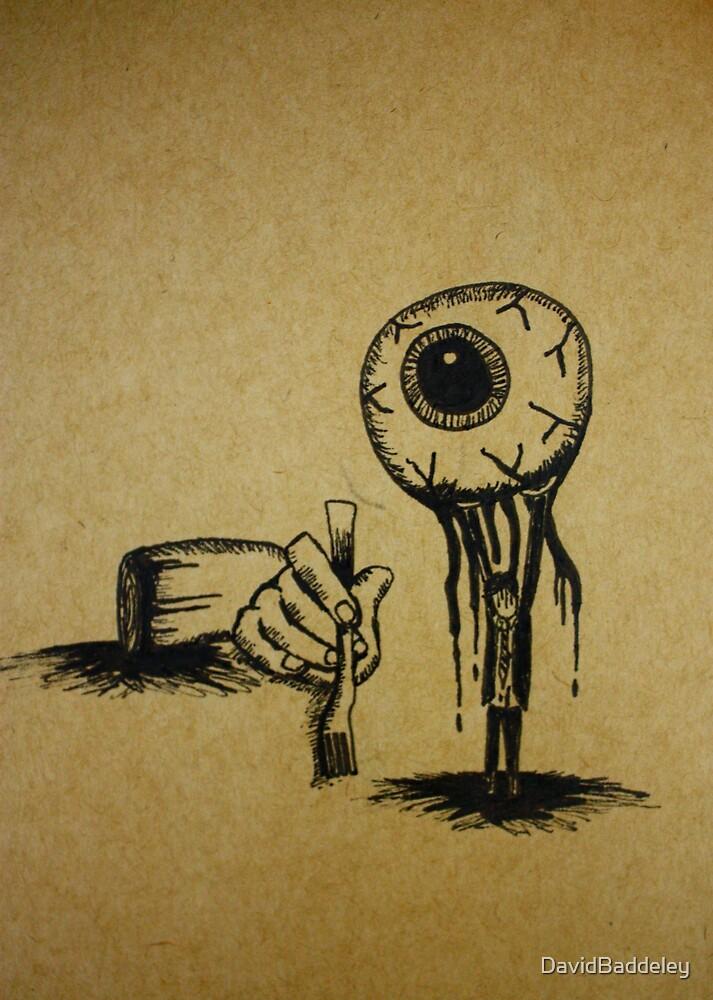 The Devil's Banquet by DavidBaddeley