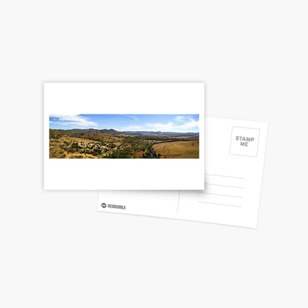 Kilkivan Bush Camping Postcard