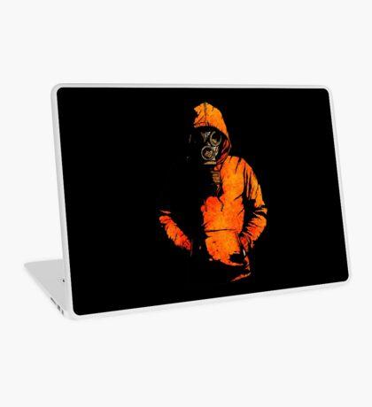 vulpes pilum mutat, non mores (Black Shirt Version) Laptop Skin