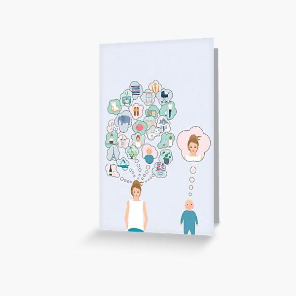 Their World Greeting Card