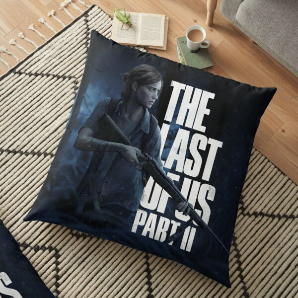 """The Last Of Us Part 2 """"Night Hunting"""" Floor Pillow"""