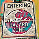 Tsunami Warning (Colorful Theme) by Joe Lach