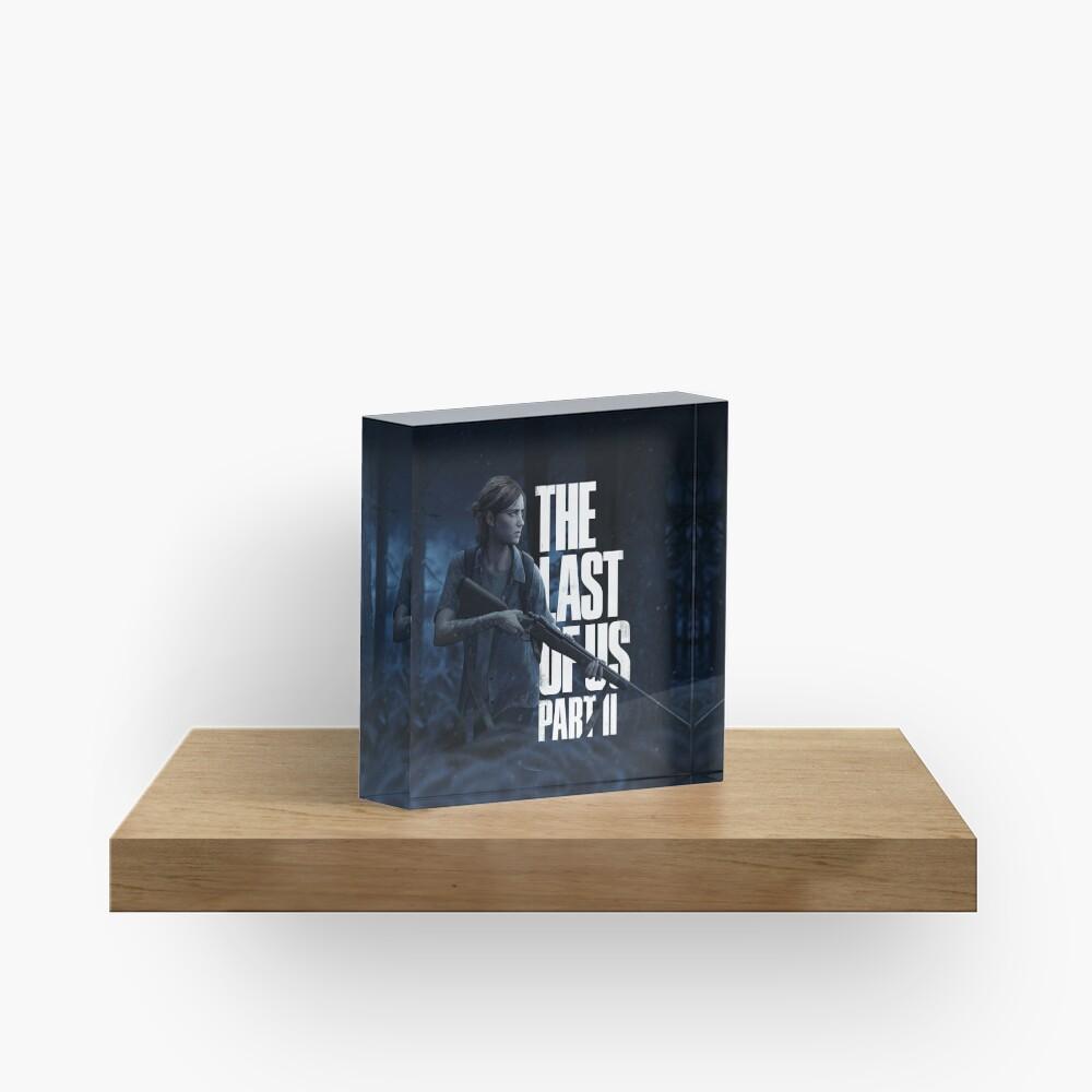 "The Last Of Us Part 2 ""Night Hunting"" Acrylic Block"