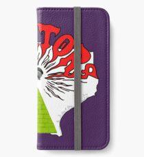 The 13th Floor Elevators Texas iPhone Wallet/Case/Skin