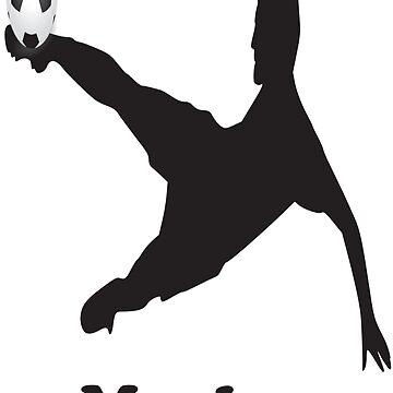 Mexico Soccer Kick by MUZA9