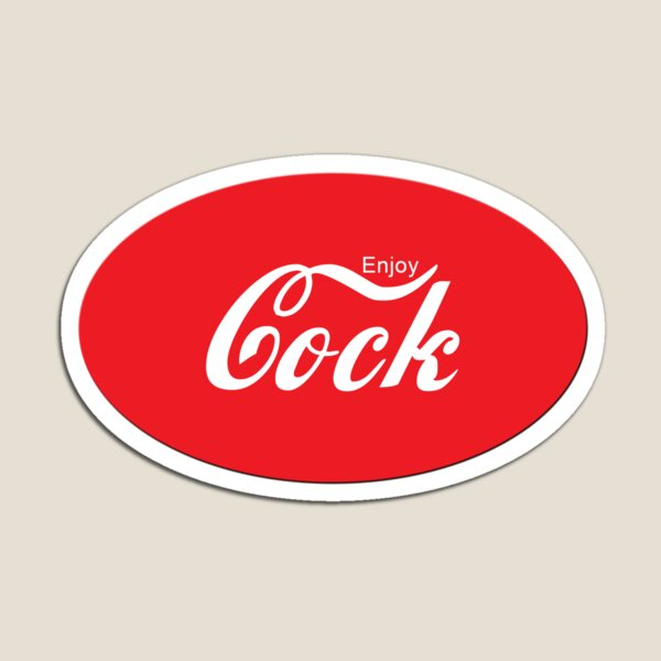 "6/""x6/"" /""Enjoy Coca Cola/"" Sew-on Patch Logo Company Soda Uniform Advertisement"
