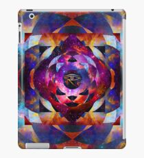 Multicolored Kaleidoscope Merchandise iPad Case/Skin