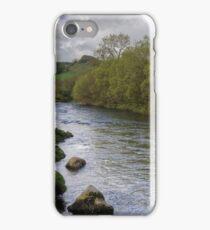 The River Duddon at Ulpha iPhone Case/Skin