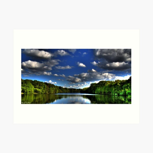 Lopausee Panorama Art Print