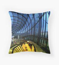 Strasbourg Centrale Throw Pillow