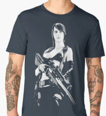Quiet - Metal Gear Solid V Men's Premium T-Shirt