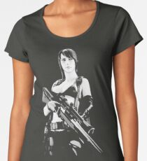 Quiet - Metal Gear Solid V Women's Premium T-Shirt