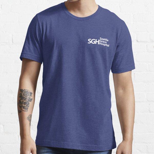 Seattle Grace Hospital Camiseta esencial