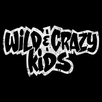 Wild & Crazy Kids by huckblade