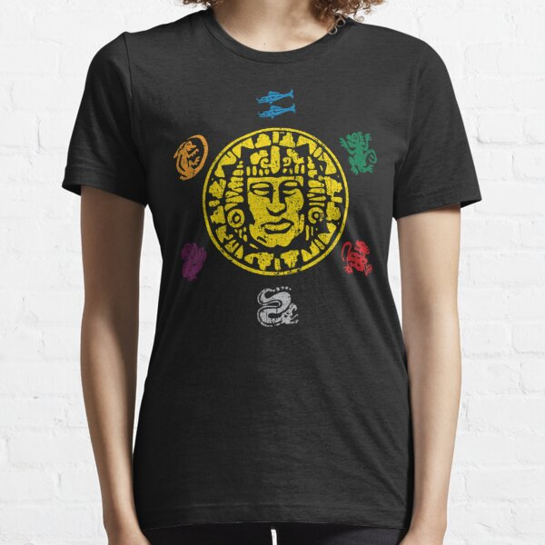 Legends of the Hidden Temple Essential T-Shirt
