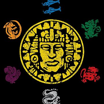 Legends of the Hidden Temple by huckblade