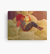 spicy thief Canvas Print