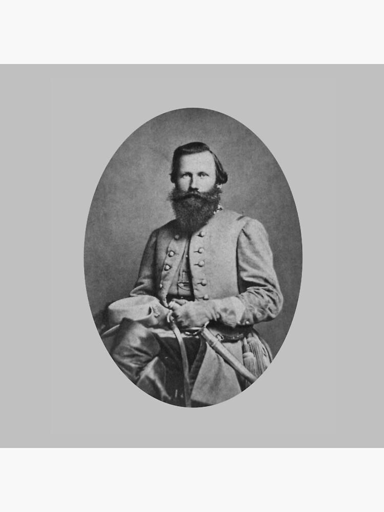 General J.E.B. Stuart - General del ejército confederado de warishellstore