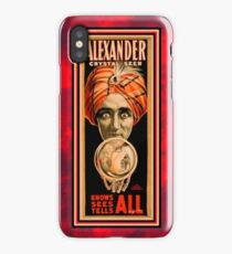 Knows All , Sees All, Tells All iPhone Case