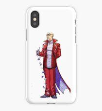 Calender Man - Arkham Asylum Character Bio iPhone Case