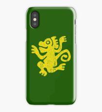 Green Monkeys iPhone Case