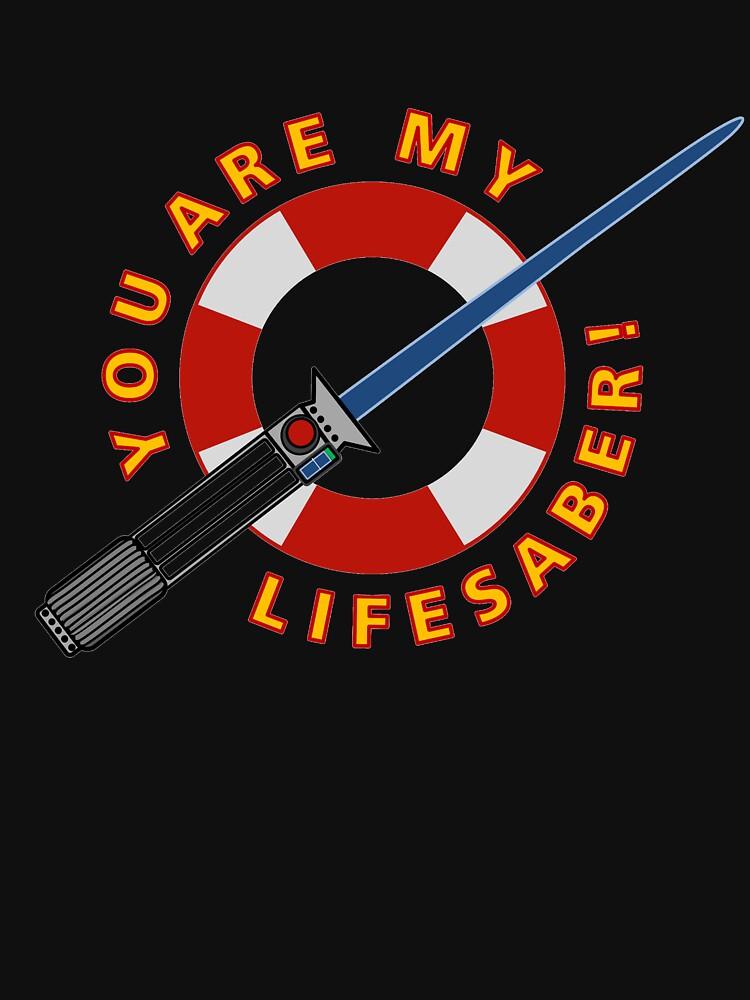 You Are My Lifesaber by JettKredo