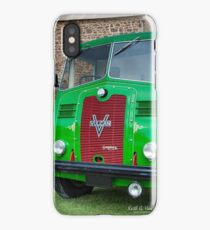 Vulcan Flatbed iPhone Case