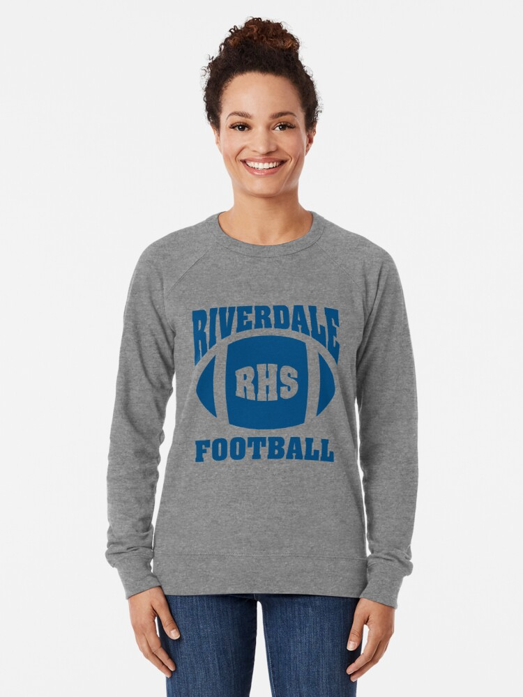 """RIVERDALE INSPIRED /""""RIVERDALE FOOTBALL/"""" LADIES/"""" FITTED T-SHIRT,SMALL TO 2XL"""