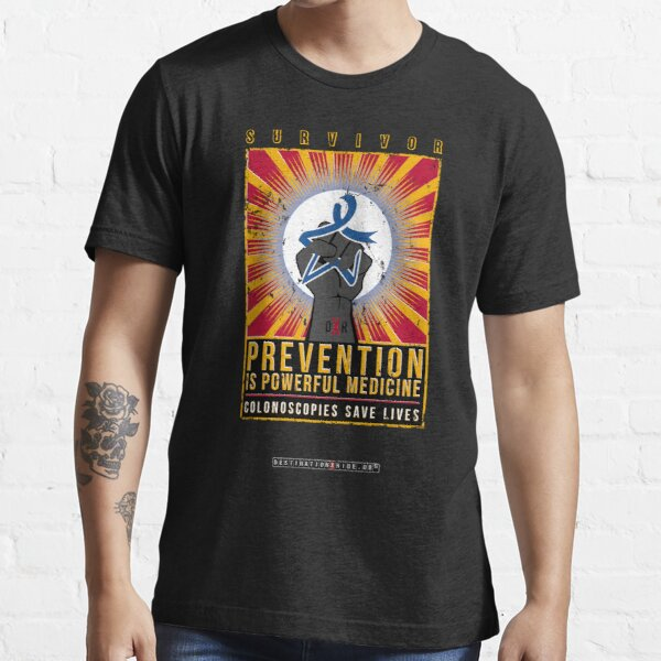 DXR - Prevention Is Strong Medicine [SURVIVOR] Essential T-Shirt