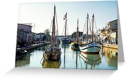 Marine Museum of Cesenatico by paolo1955