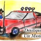 Deni Ute Muster by David Fraser