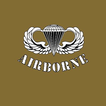 US Army Parachute wings by bumblethebee