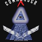 Commander X Shirt by soldierx